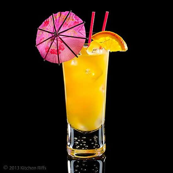 Sombrinha para drinks
