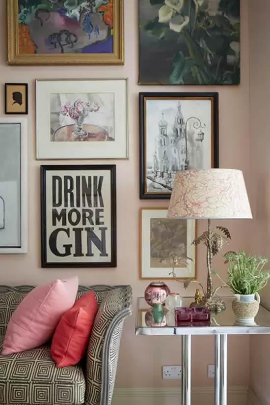 Quadros decorativos para decoração da casa