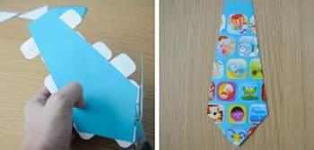 Como fazer cartão infantil para o papai