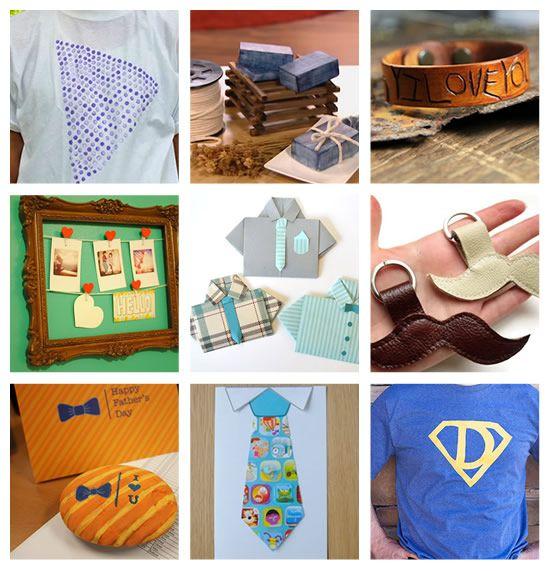 Presentes artesanais para dar no Dia dos Pais