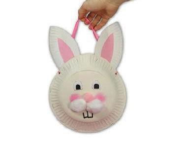 Como fazer bolsinha de doces em forma de coelhinho da Páscoa