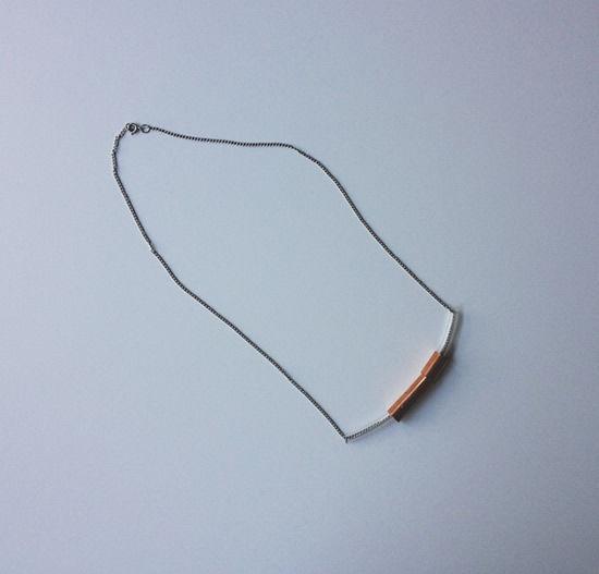 Como fazer um colar com técnica de bijuteria
