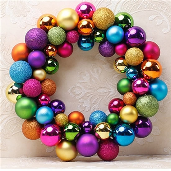 Guirlanda de Natal decorativa