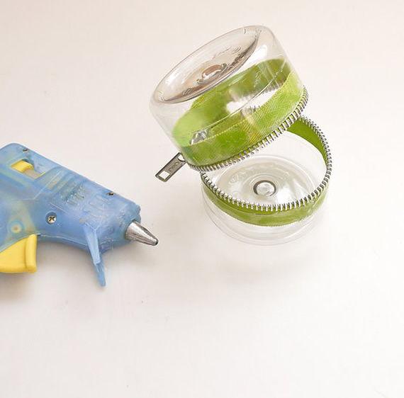 Potinho artesanal com reciclagem passo a passo