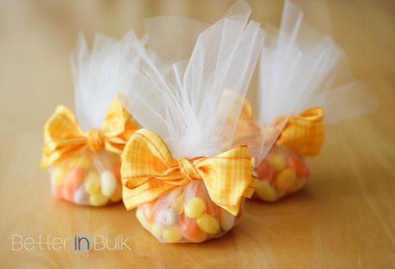Como fazer sacolinhas de doces para festas