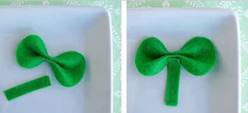 Como fazer lacinhos para decoração