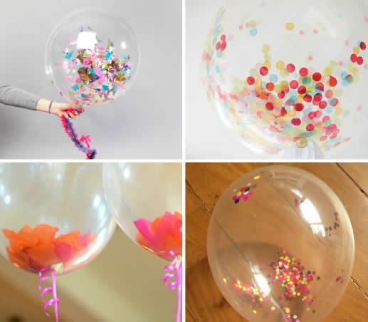24 ideias para fazer decoraç u00e3o de festas com bal -> Decoração De Festa Com Balões No Teto