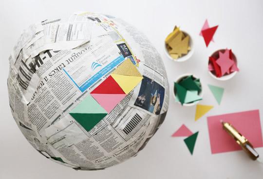 como-fazer-uma-bola-colorida-para-decoracao-de-festa-infantil-5