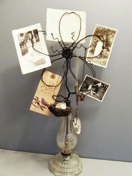 Ideias para fazer artesanato com arame
