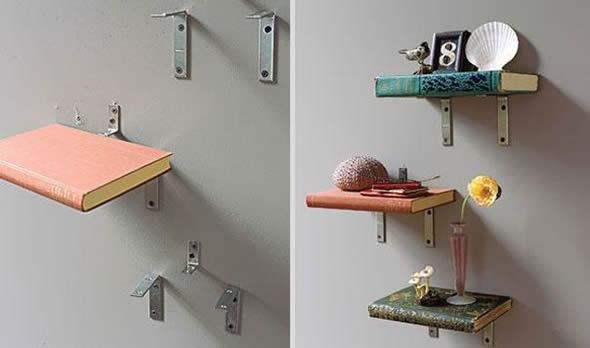 Como reciclar objetos e fazer móveis