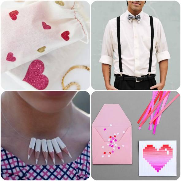 Presentes artesanais para o Dia dos Namorados