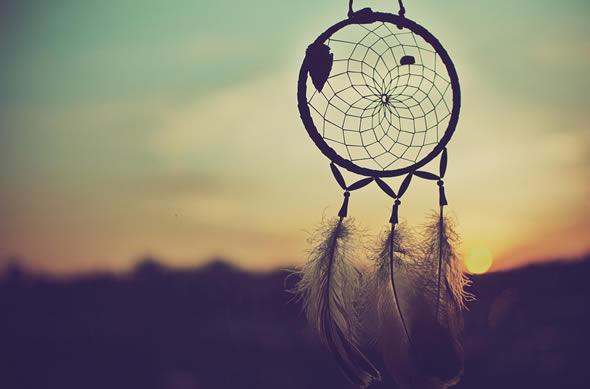 Como fazer filtro dos sonhos