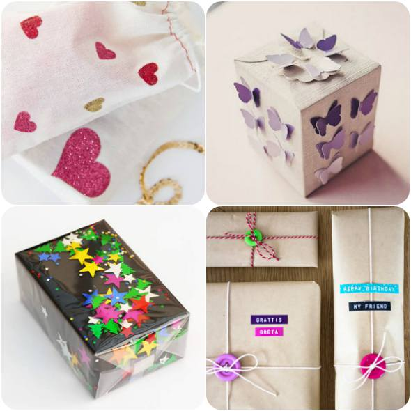 Embalagens artesanais para o Dia dos Namorados