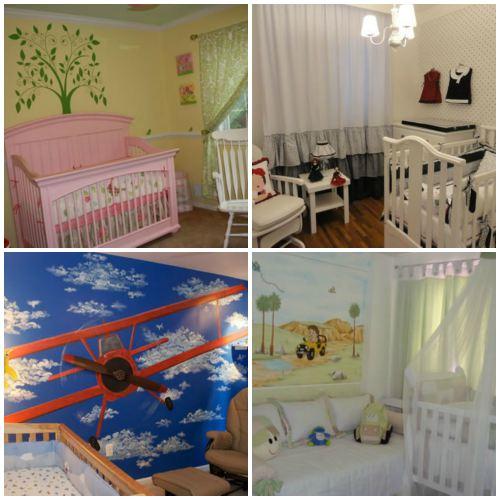 Várias dicas e ideias sobre decoração do quarto do bebê