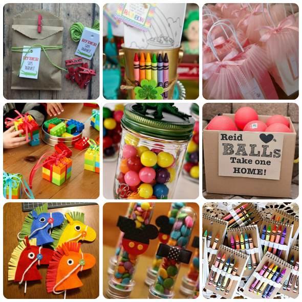 Lembrancinhas criativas para aniversário infantil