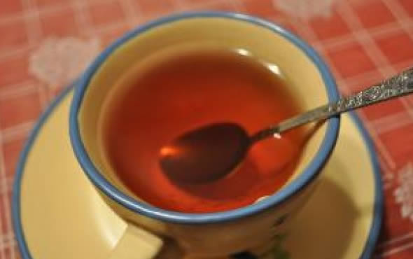 Como fazer saquinho de chá