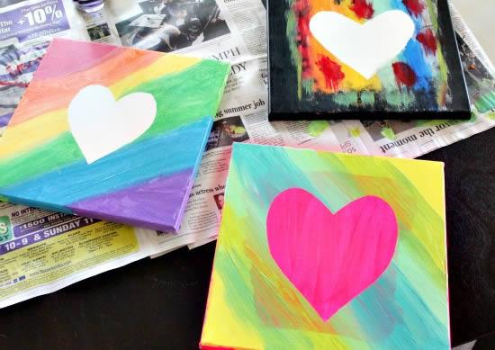 Arte para fazer com as crianças passo a passo