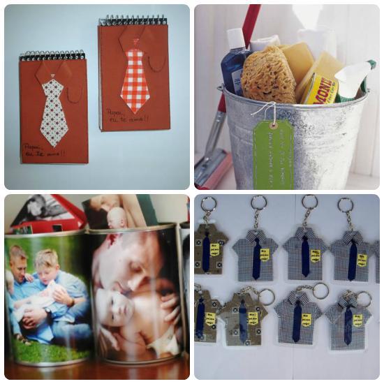 Dica para presentes artesanais para Dia dos Pais