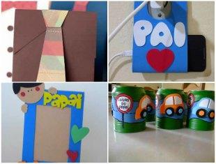 Lembrancinhas para festa de Dia dos Pais