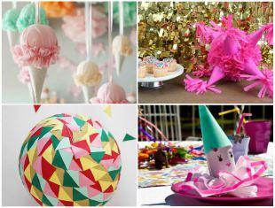 Decorações Delicadas e Práticas para o Dia das Crianças