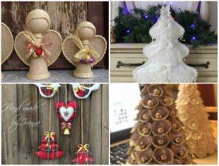 Fofuras de Natal para Decoração