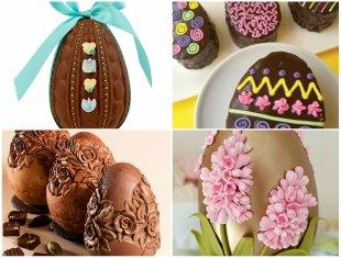 10 Ovos de Páscoa Decorados para você se inspirar