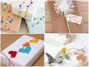 10 Embalagens Lindas para Presentes de Dia das Mães