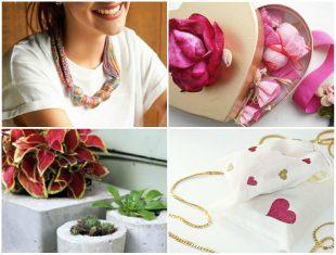 10 Presentes Lindos para o Dia das Mães passo a passo