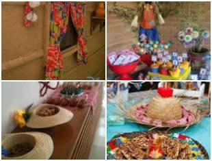 Festa de São João na Escola: 20 ideias lindas