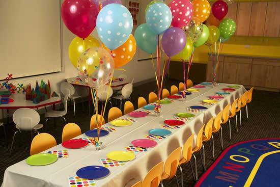 Decoração para festa de Dia das Crianças