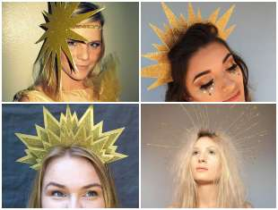 Como fazer Fantasia de Sol