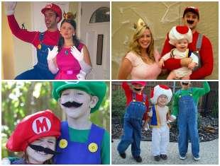 Fantasia Criativa de Mario Bros