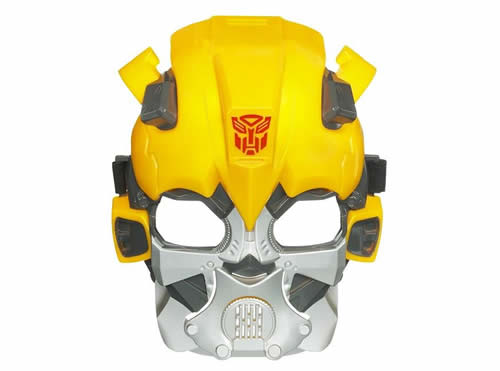 Máscaras de Transformers para Imprimir