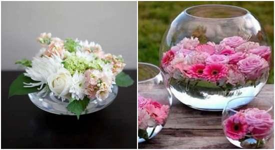 Arranjo de flores para Dia das Mães