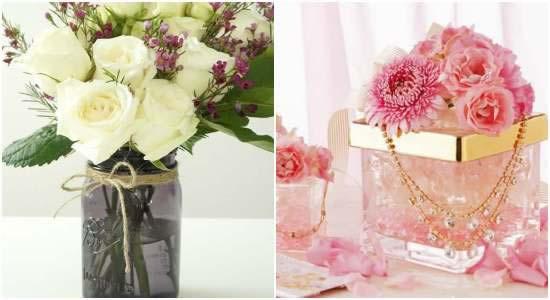 Arranjos de flores para Dia das Mães