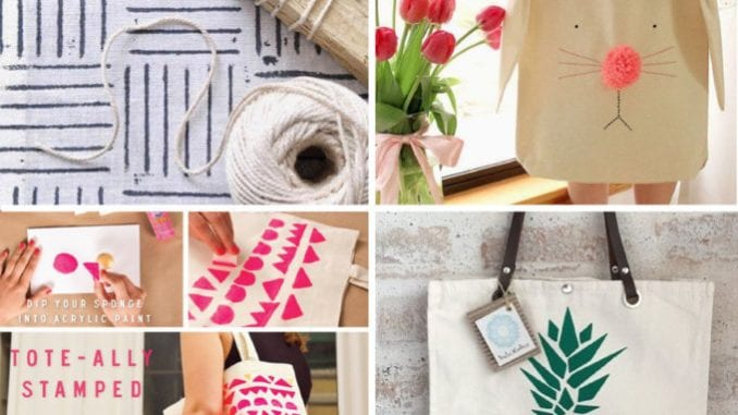 Como personalizar ecobags em casa (1)