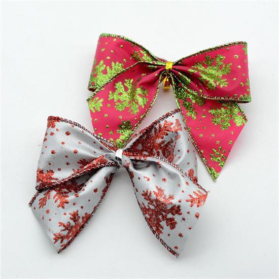 Lacinho de tecido para decoração