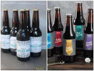 Ideias com garrafas para Dia dos Pais