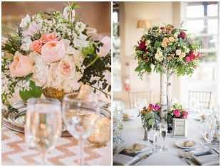 Decoração e dicas para fazer arranjos de flores