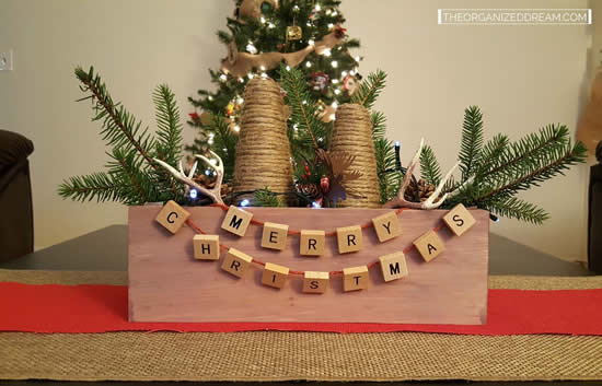Lindos enfeites para o Natal