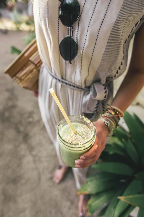 12 receitas de suco verde para emagrecer