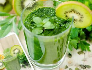 Dicas para fazer sucos verde detox