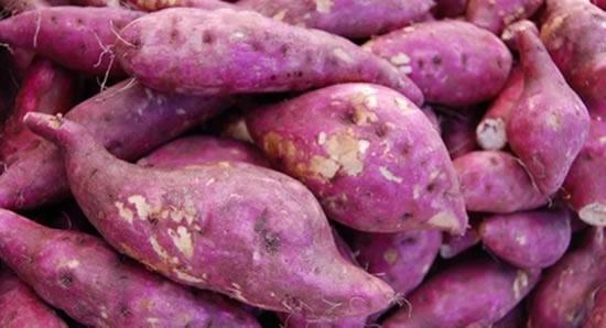 Veja os benefícios da batata doce