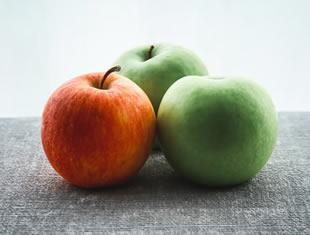 Benefícios da maçã