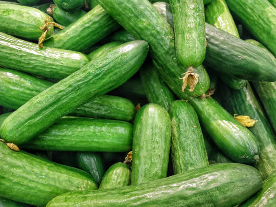 10 benefícios de comer pepino