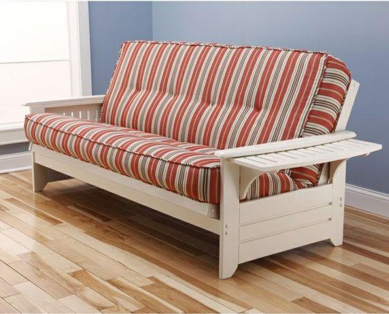 Como fazer almofada futon