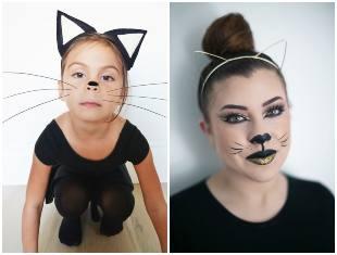 Ideias para fazer tiara de gatinha