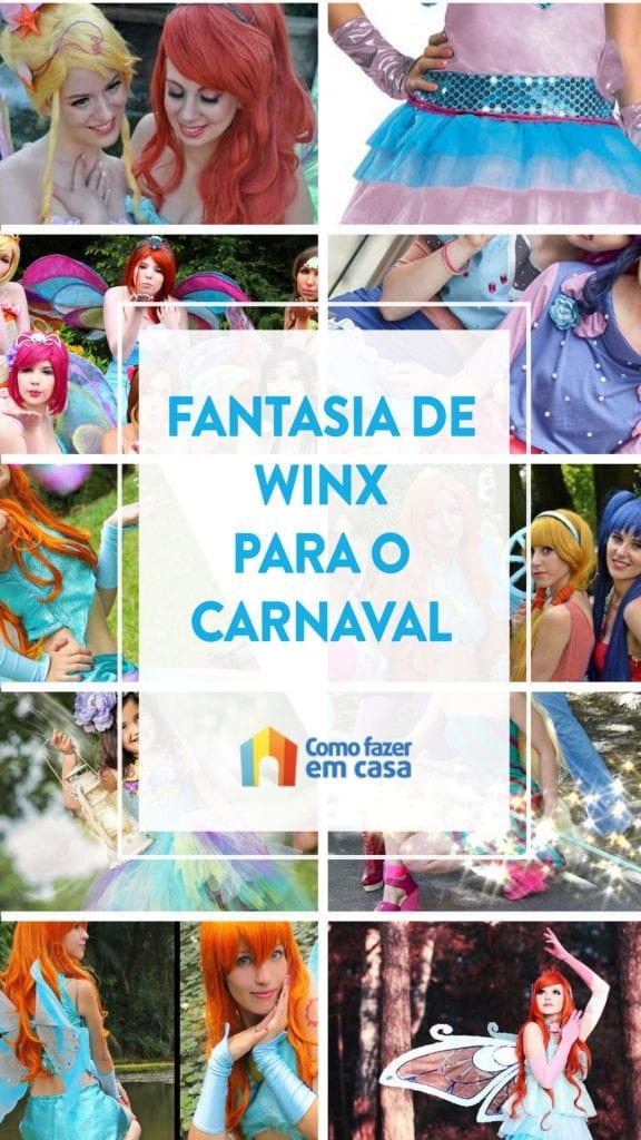 Fantasia de Winx Club