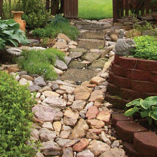 Dicas para fazer de caminhos para jardim com pedras
