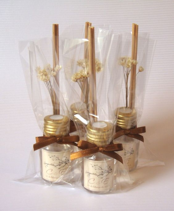 como fazer aromatizador caseiro com bambu